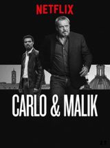 Affiche Carlo et Malik