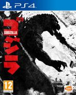Jaquette Godzilla