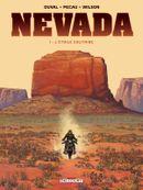 Couverture L'Étoile solitaire - Nevada, tome 1