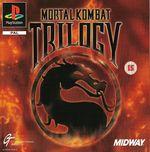 Jaquette Mortal Kombat Trilogy