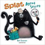 Couverture Splat : Agent Secret