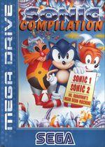 Jaquette Sonic Compilation