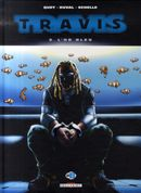Couverture L'Or bleu - Travis, tome 8