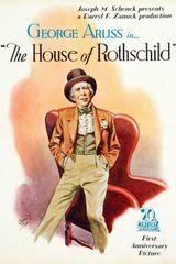 Affiche La Maison des Rothschild