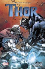 Couverture Thor : La Guerre de l'indigne