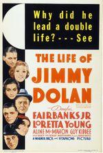 Affiche La Vie de Jimmy Dolan