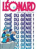 Couverture Ohé, du génie! - Léonard, tome 17