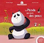Couverture Le panda qui avait des poux
