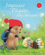 Couverture Joyeuses Pâques, Petit Hérisson !