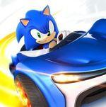 Jaquette Sonic Racing