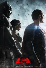 Affiche Batman v Superman: Dawn of Justice - Ultimate Edition