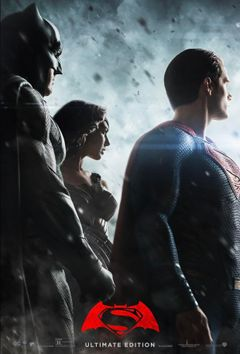 Affiche Batman v Superman : L'Aube de la Justice - Ultimate Edition