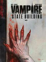 Couverture Vampire State Building