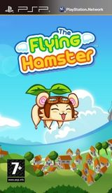 Jaquette The Flying Hamster
