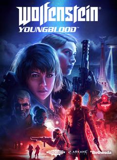 Jaquette Wolfenstein : Youngblood