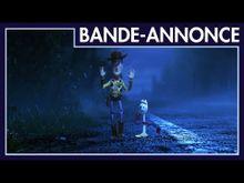 Video de Toy Story 4