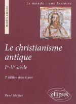 Couverture Le Christianisme antique