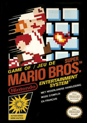 Jaquette Super Mario Bros.