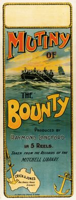 Affiche The Mutiny of the Bounty