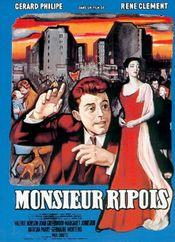 Affiche Monsieur Ripois