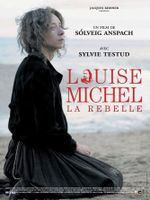 Affiche Louise Michel la rebelle