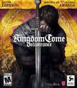 Jaquette Kingdom Come: Deliverance - Royal Edition