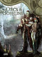 Couverture Ayraak - Orcs et Gobelins, tome 6