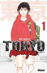 Couverture Tokyo Revengers, tome 1