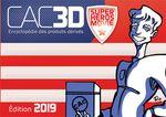 Couverture CAC3D 2019 - Super Héros Movie