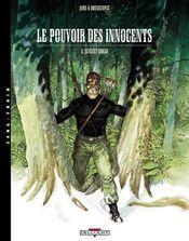 Couverture Sergent Logan - Le Pouvoir des innocents, tome 5