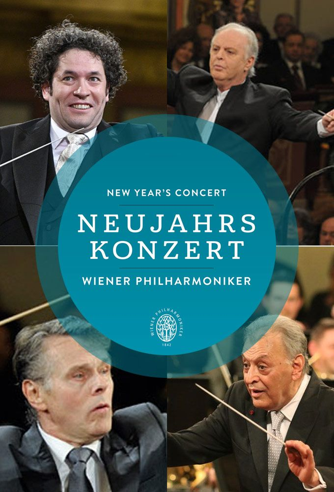 The New Year's Concert by Vienna Philharmonic Orchestra ...