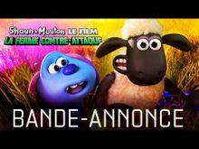 Video de Shaun le Mouton, le film : La ferme contre-attaque