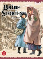 Couverture Bride Stories, tome 11