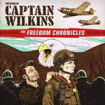 Jaquette Wolfenstein II : Les Exploits du capitaine Wilkins