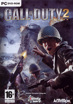 Jaquette Call of Duty 2