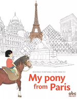 Couverture My Pony from Paris