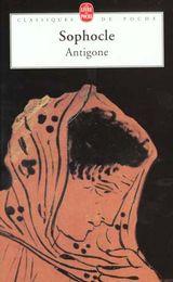 Couverture Antigone