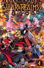Couverture War of The Realms