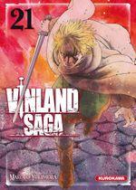 Couverture Vinland Saga, tome 21