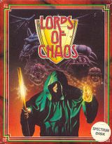 Jaquette Lords of Chaos