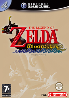 Jaquette The Legend of Zelda : The Wind Waker