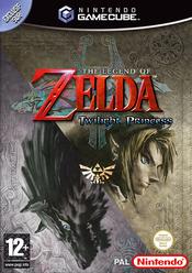 Jaquette The Legend of Zelda: Twilight Princess