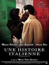 Affiche Une histoire italienne