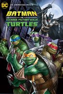 Affiche Batman vs. Teenage Mutant Ninja Turtles