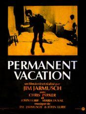 Affiche Permanent Vacation