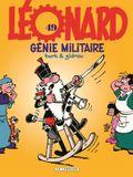 Couverture Génie militaire - Léonard, tome 49