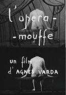 Affiche L'Opéra-Mouffe