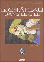 Couverture Le Château dans le ciel, tome 1
