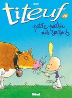 Couverture Petite poésie des saisons - Titeuf, tome 16