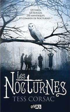 Couverture Les Nocturnes